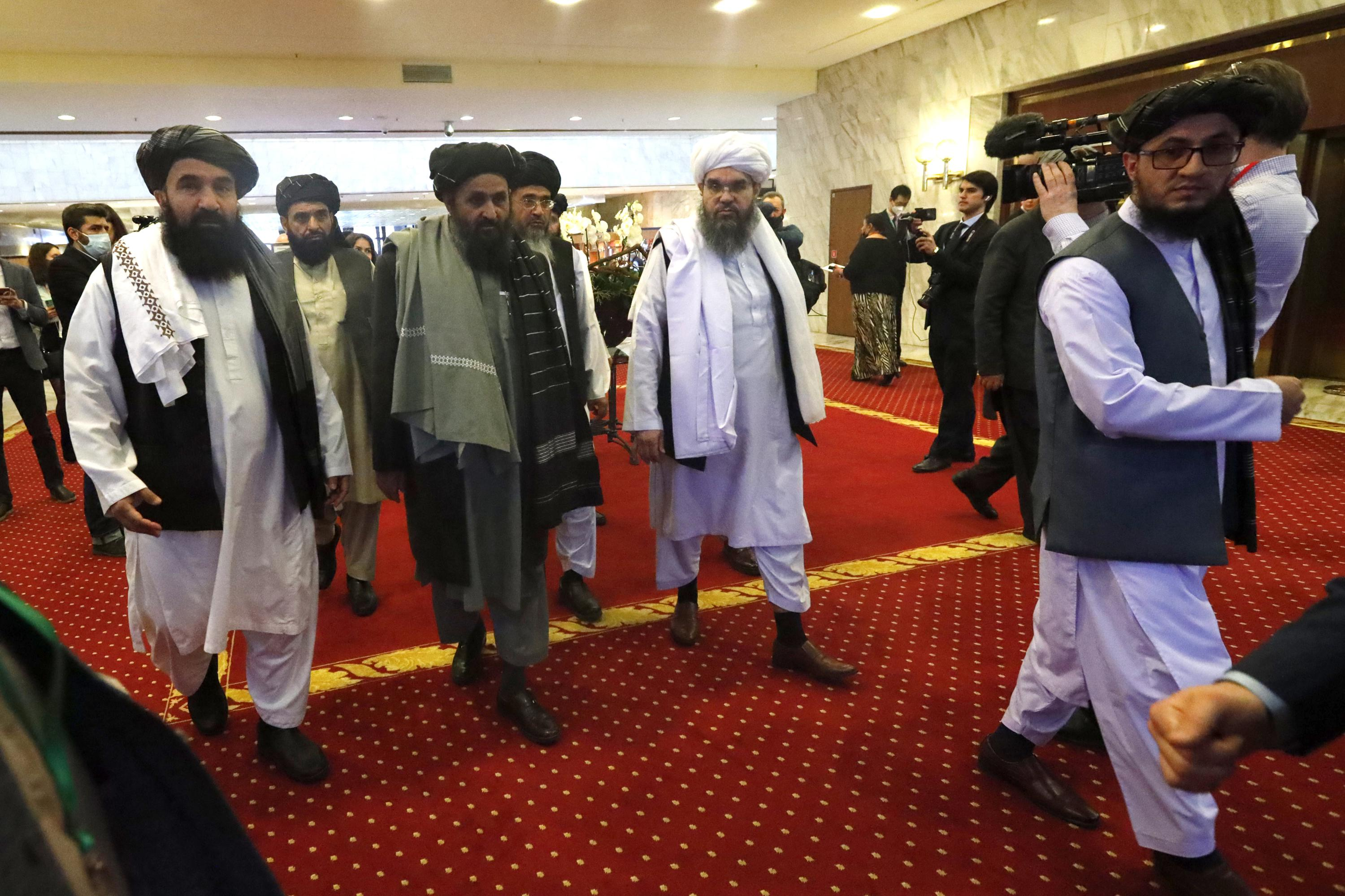 US-backed Afghan peace meeting postponed as Taliban balk