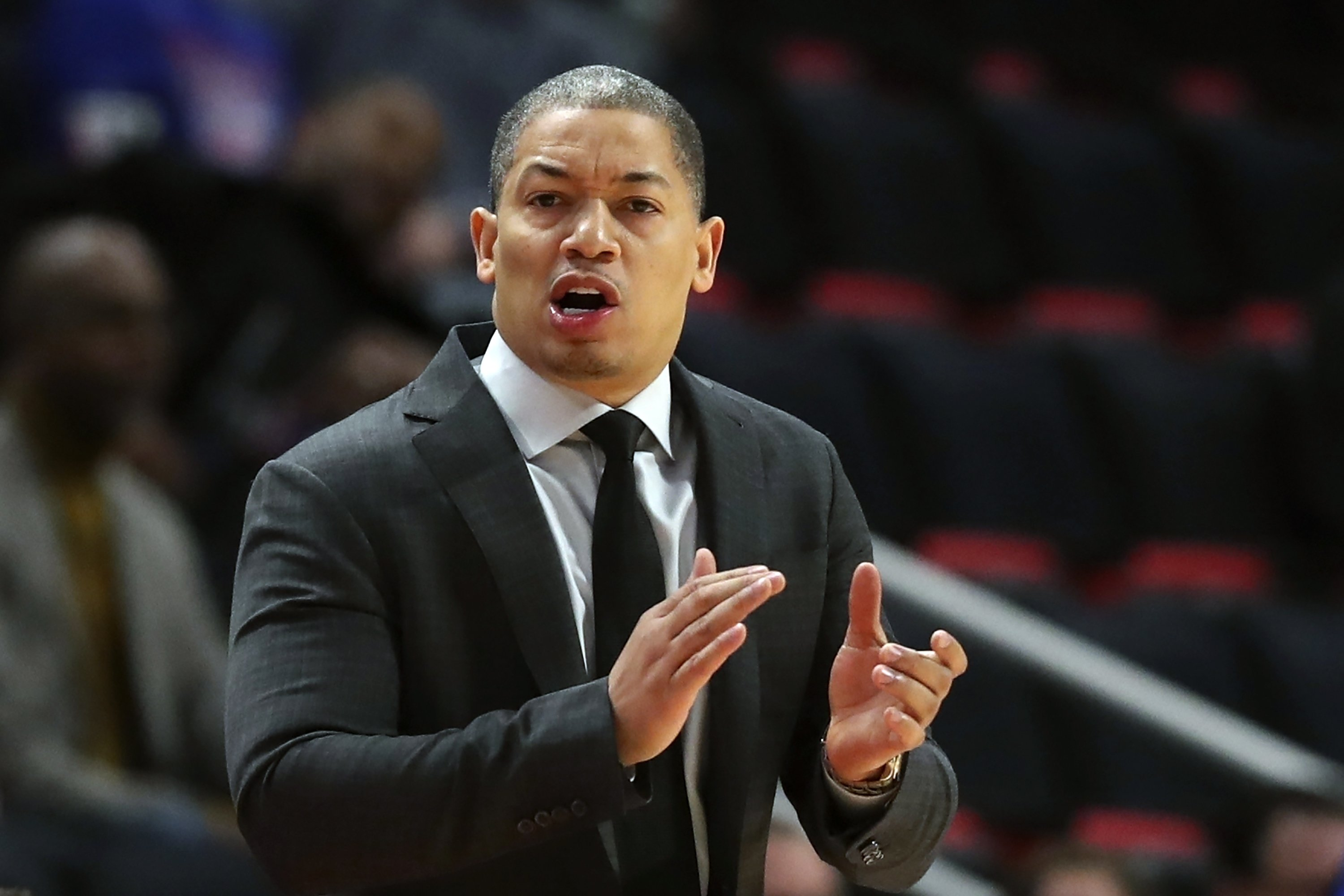 AP Interview: Lue wants to follow Rivers as voice for change
