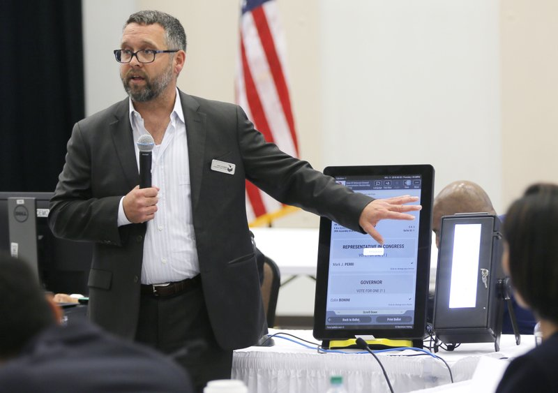 Eric Coomer of Dominion Voting Systems files defamation lawsuit against Trump campaign, lawyers, and conservative media