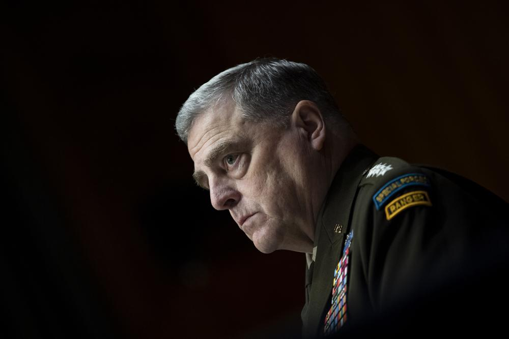 Top U.S. General: Whisperer to Presidents, Target of Intrigue