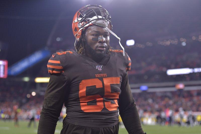 1 Game Suspension For Browns Ogunjobi S Upheld
