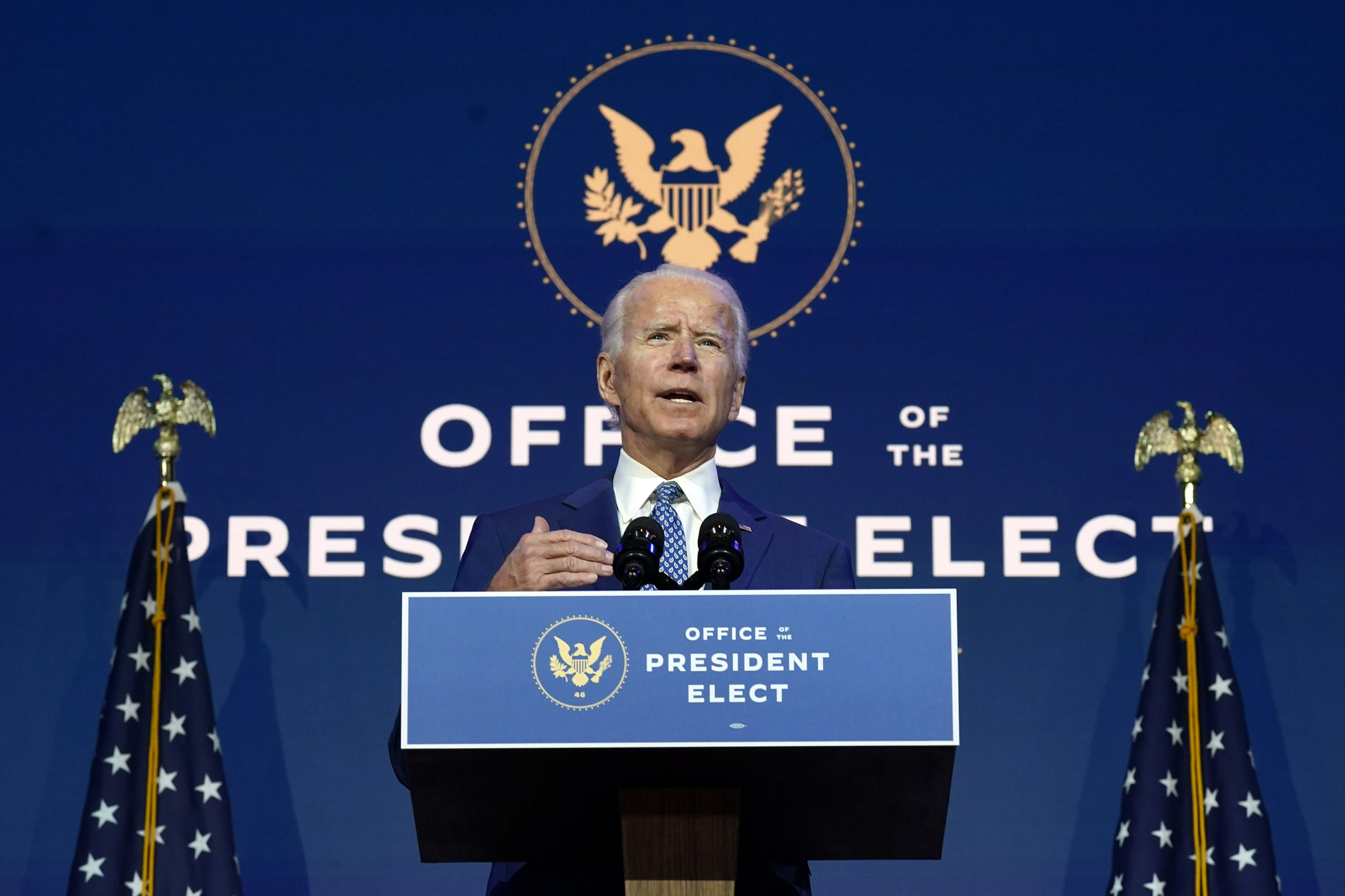 Approval for transition gives Biden team access to resources