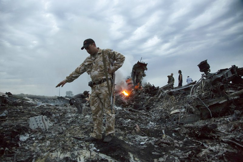 290 Relatives File Compensation Claims Against Four Suspects Charged in 2014 Downing of MH-17 Flight Over Ukraine