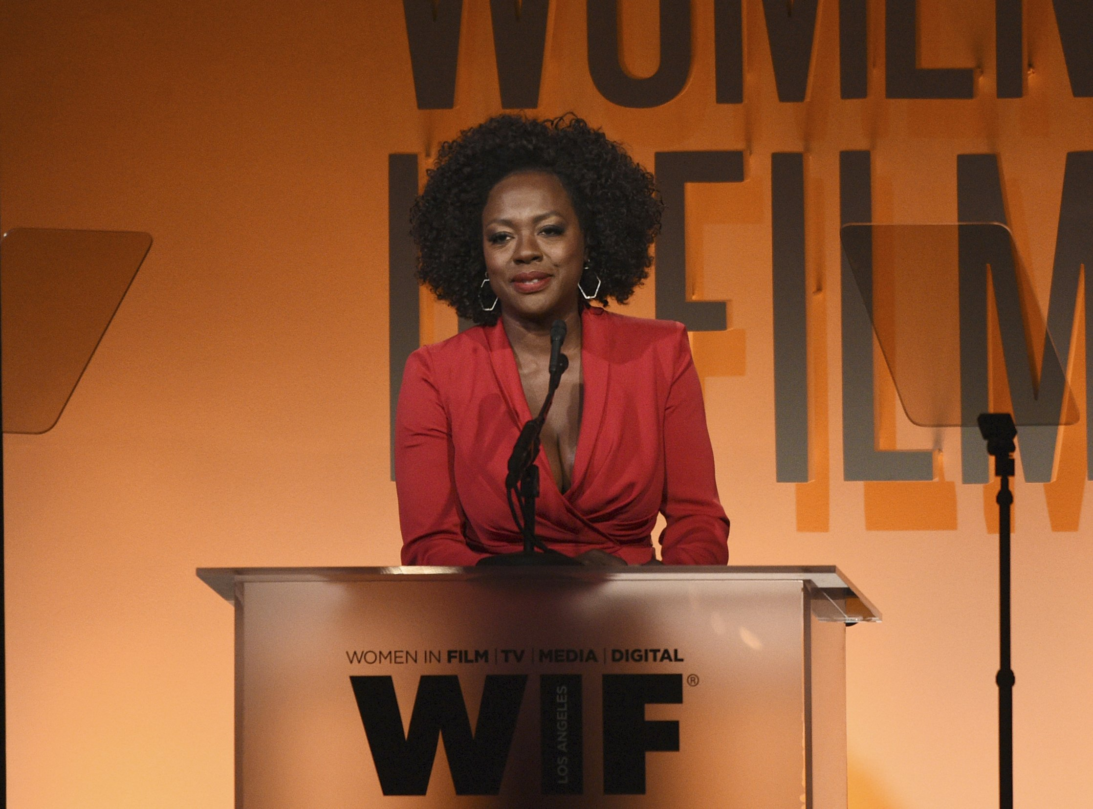 Viola Davis determined to go above and beyond on diversity