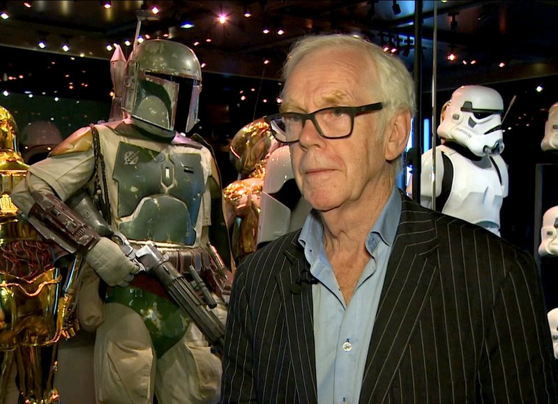 "Jeremy Bulloch who plays Boba Fett in first ""Star Wars"" trilogy, dies at 75"