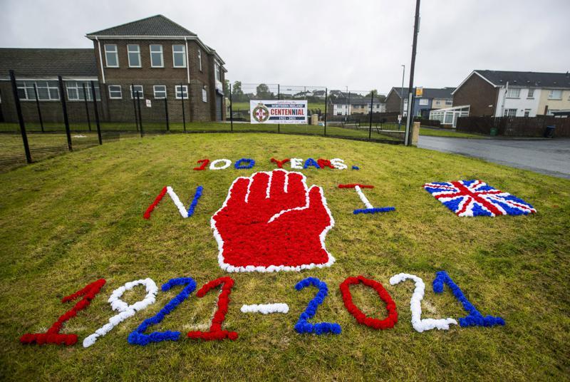 Northern Ireland quietly celebrates its 100th birthday