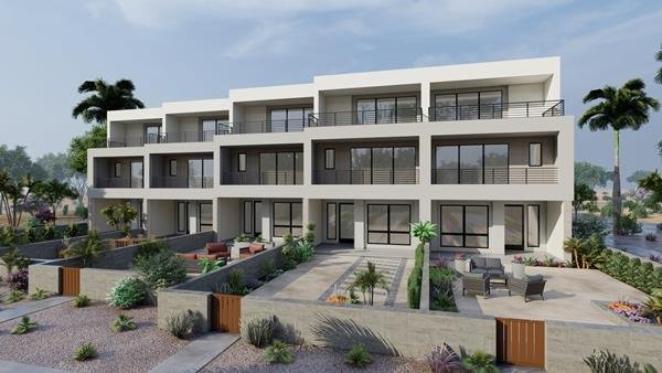 Toll Brothers Announces Cody Place Model Grand Opening In Downtown Palm Springs