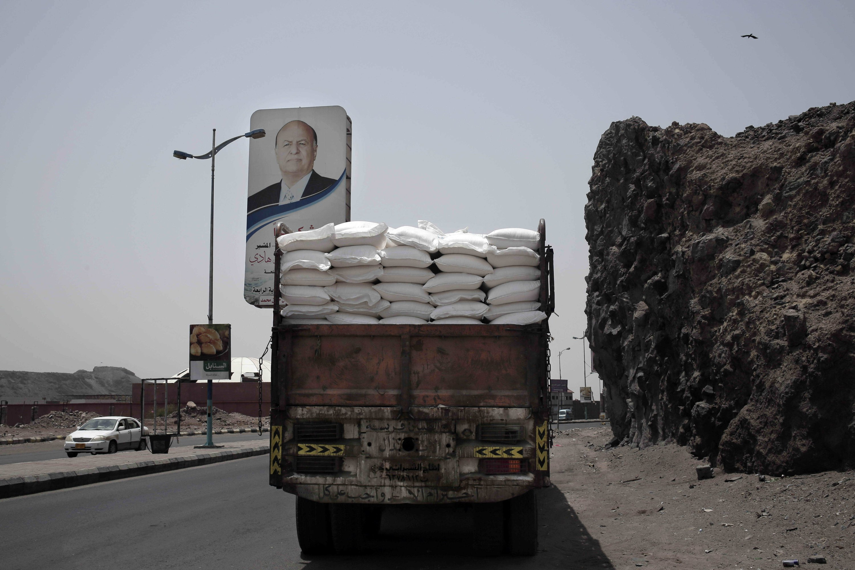 UN food agency says aid looted in Yemen's Houthi-held area