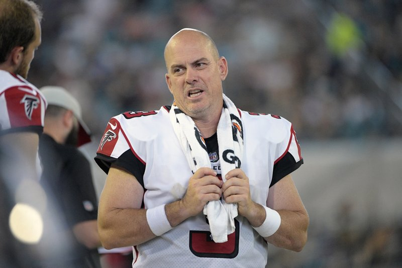 Bryant was angry with Falcons, but now all is forgiven