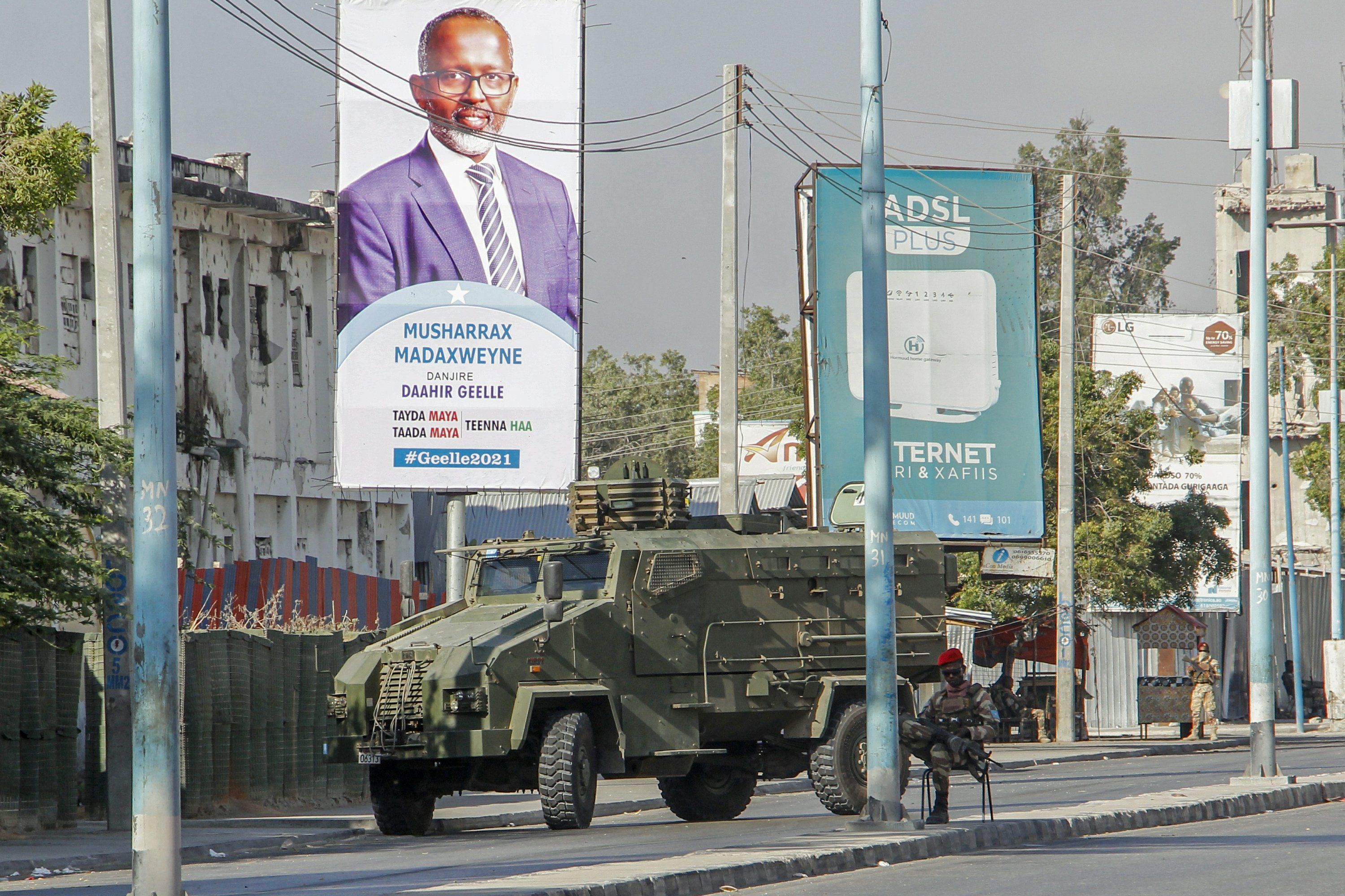UN urges Somalia to organize elections without delay