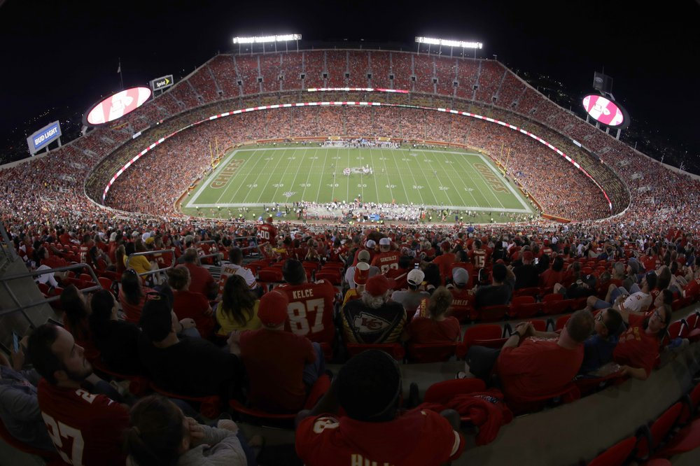 Kansas City Chiefs to tentatively open defense of their Super Bowl championship by hosting Houston on Sept. 10 in the NFL's annual kickoff game