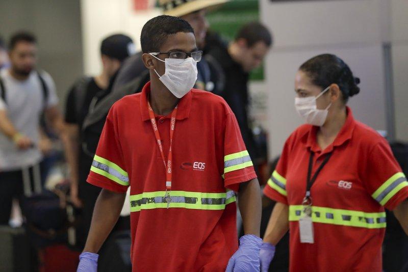 caso de coronavirus en brasil