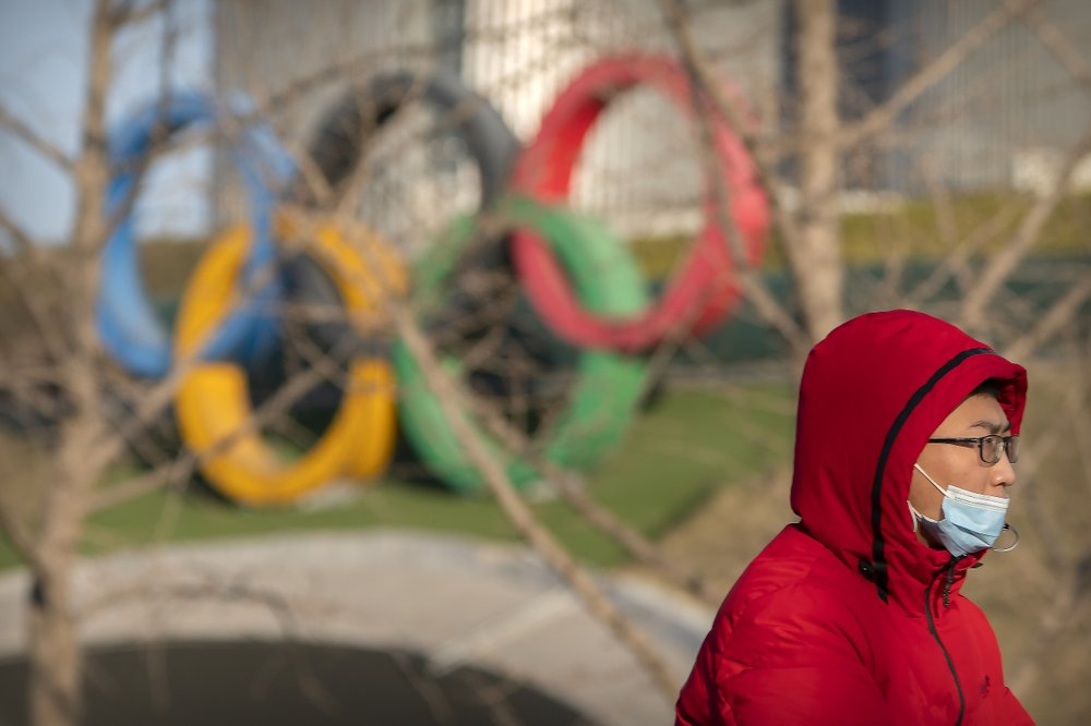 Sponsors want the Olympic connection, but they risk damaging their brand