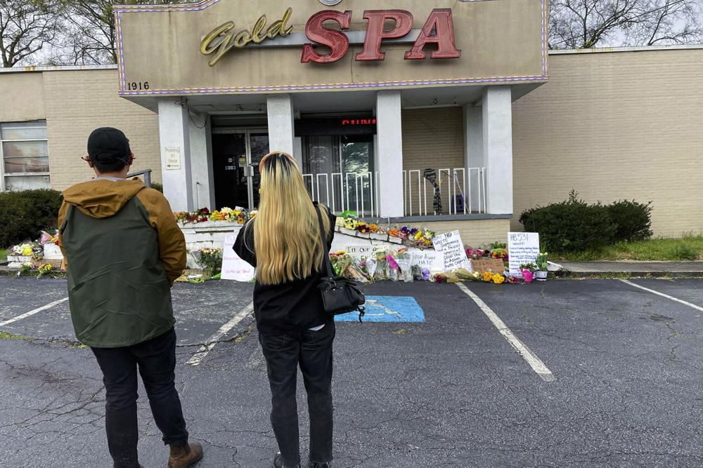 Police records show officers went to attacked spas in past as part of their prostitution investigation
