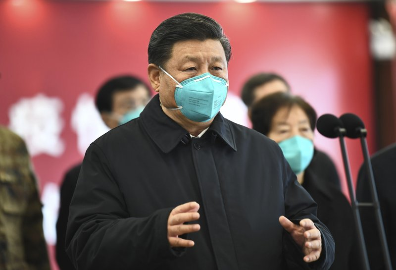 Poll reveals Americans are increasingly hostile to China as the coronavirus pandemic wreaks havoc on the U.S. and global economies