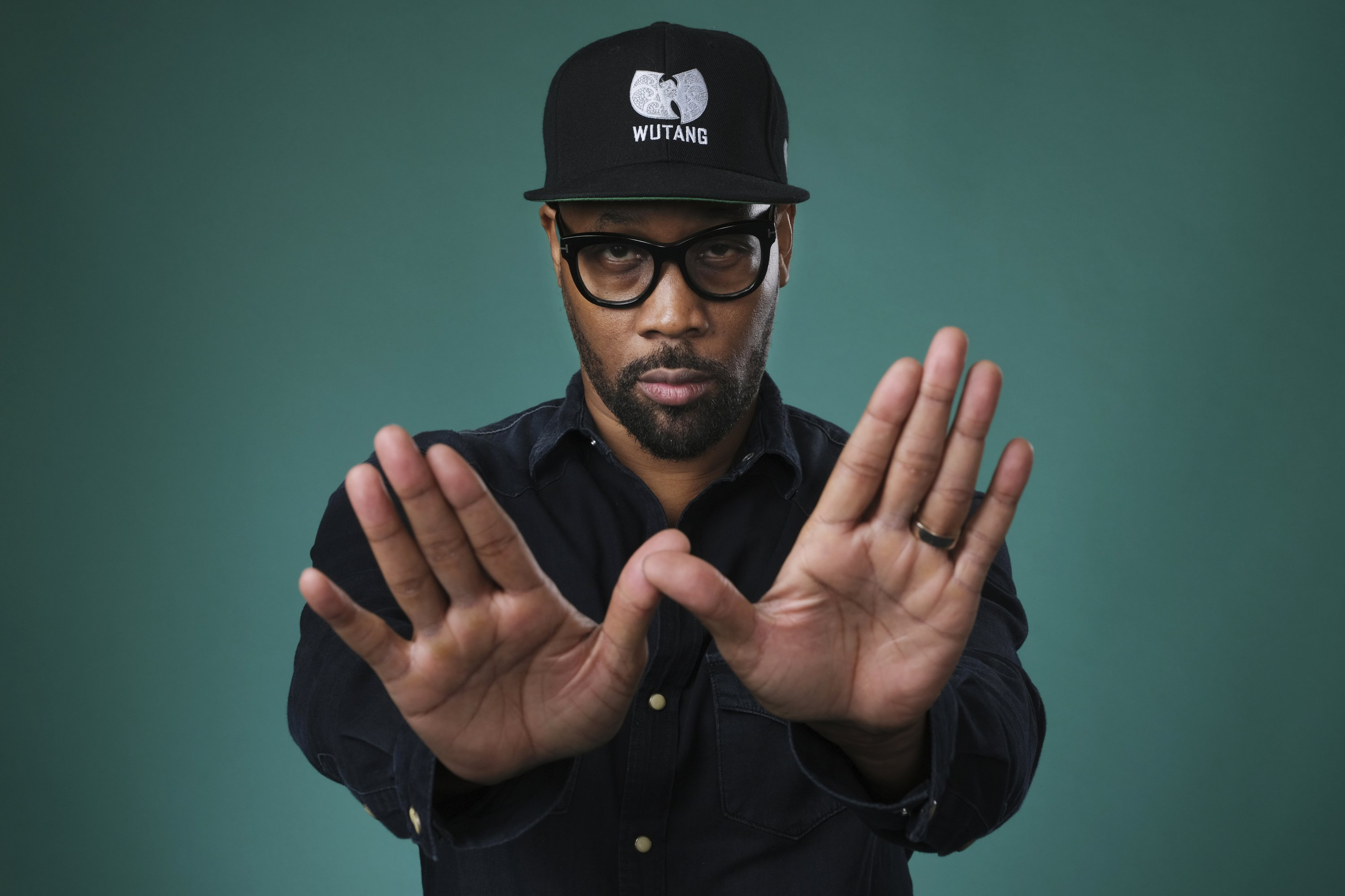 In new Hulu series, RZA dives deep into the Wu-Tang 'Saga'