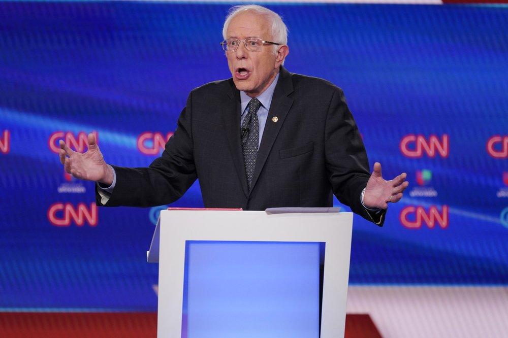 Bernie Sanders unsure of Joe Biden's ability to energize enough voters to defeat President Donald Trump