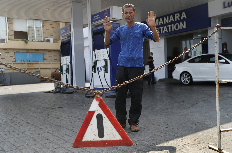 Analysis: Often on brink, Lebanon headed toward collapse