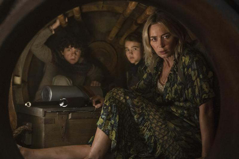 """Theaters Rebound After Pandemic With """"A Quiet Place Part II"""" Grossing .4 Million Over the Memorial Day Holiday Weekend"""