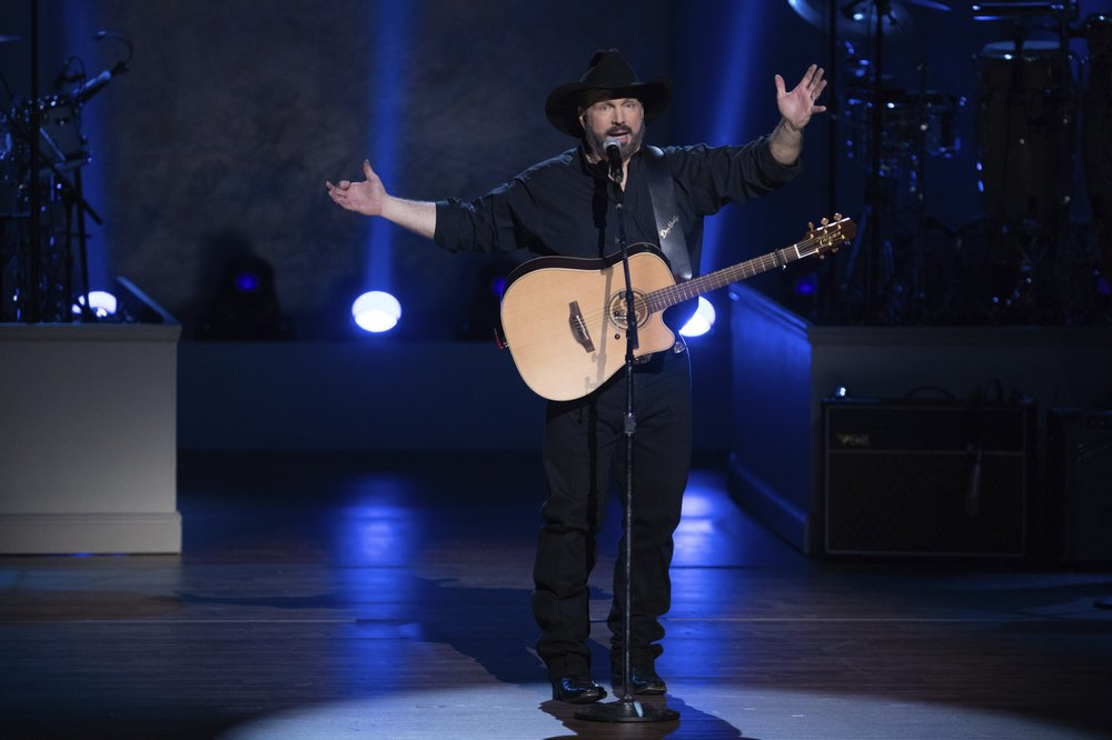 Add Garth Brooks to the list of those entertainers lined up to perform at Biden inaugural
