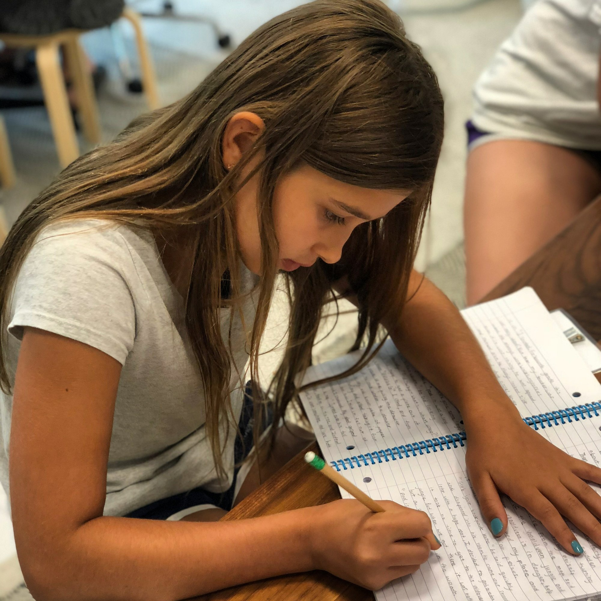 Is teaching writing as important as teaching reading?
