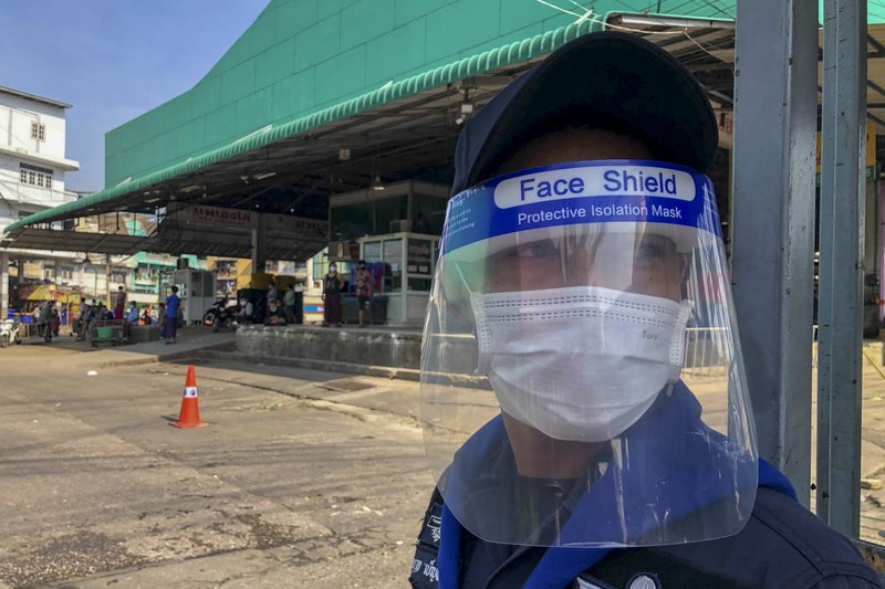 Thailand Finds New Coronavirus Clusters In South And East