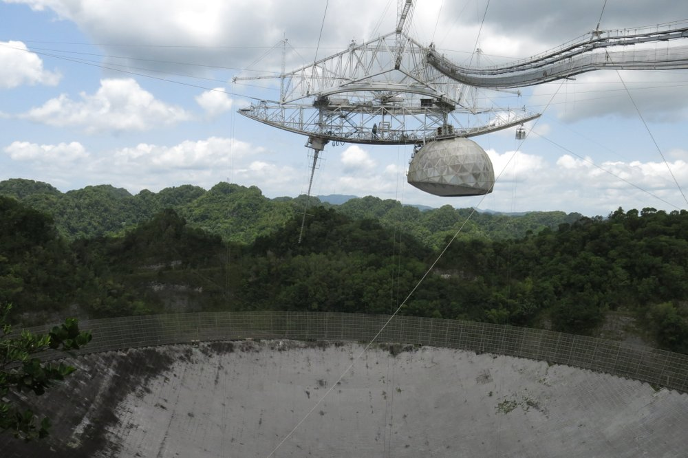 Puerto Rico to close its huge radio telescope at the renowned Arecibo Observatory citing significant damage