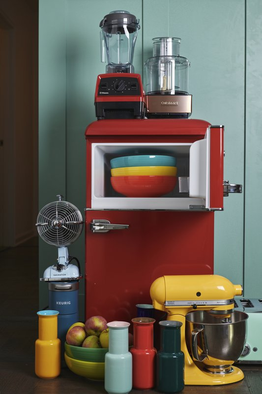 color can refresh the kitchen