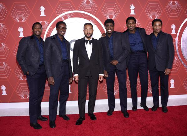 John Legend to Join The Temptations Musical Producing Team