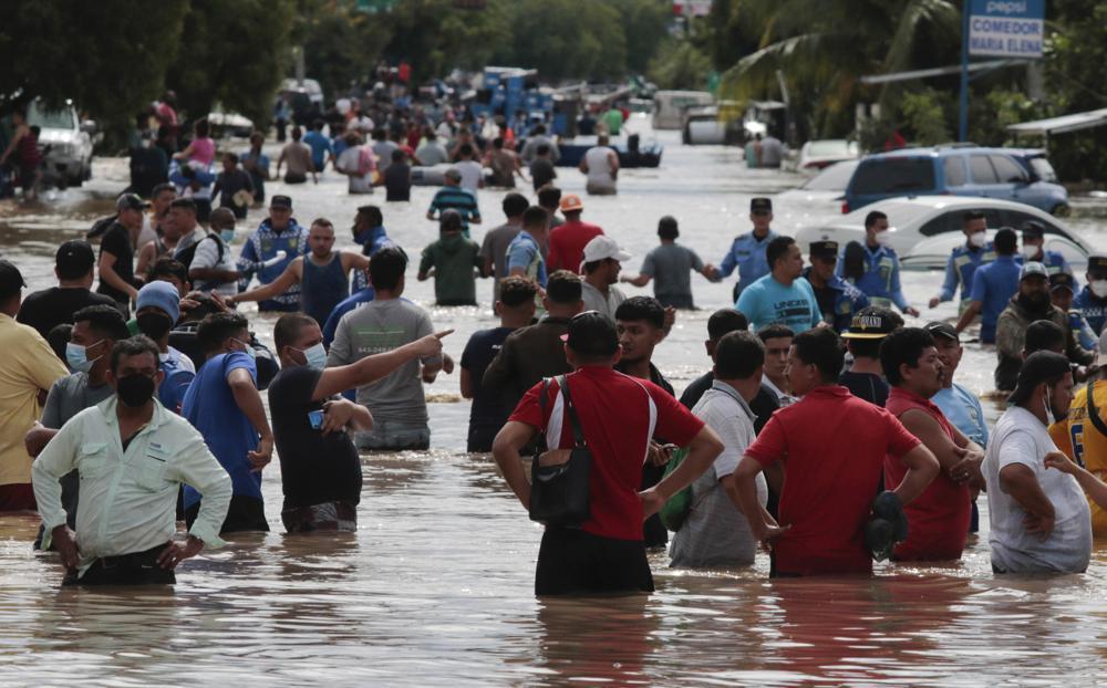 Hurricane Iota heads for already battered Honduras, Nicaragua