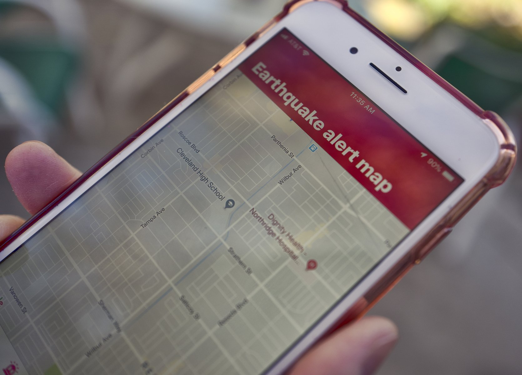 Los Angeles alert app gets upgrade after recent earthquakes