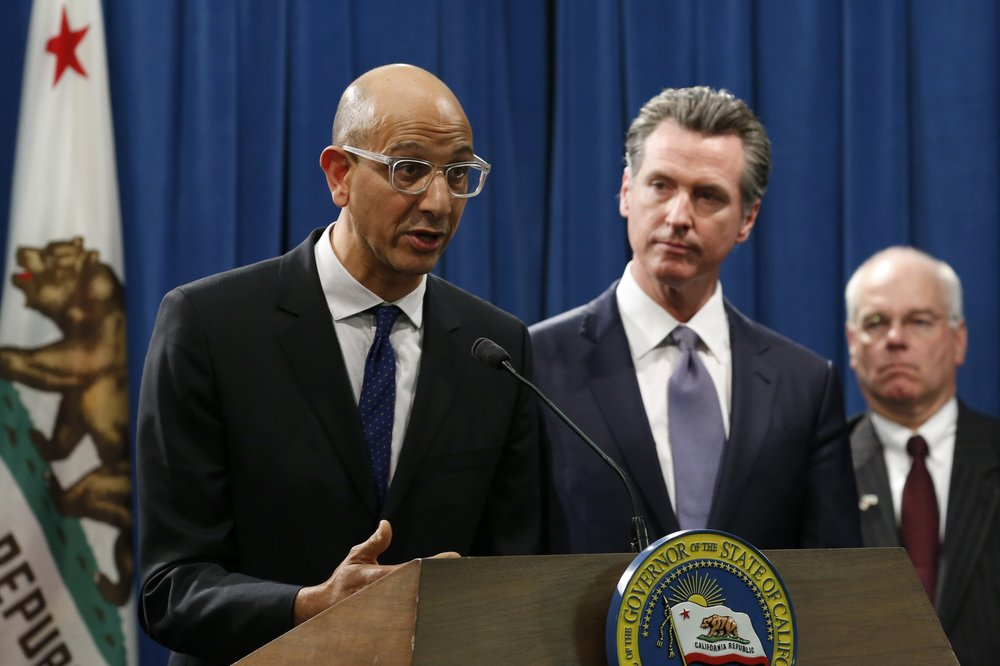 California keeps key virus data hidden from public