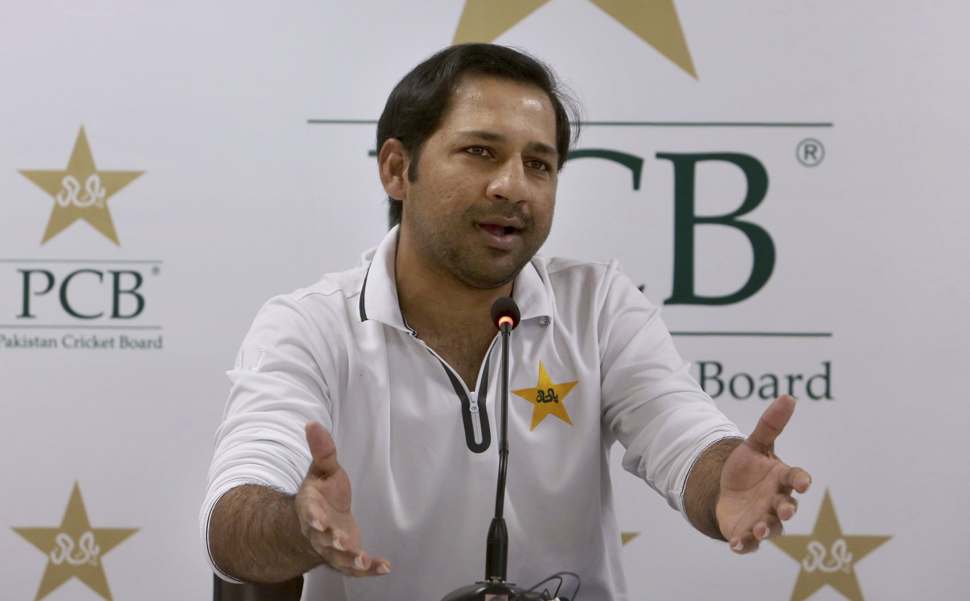 No need to be sorry for World Cup exit, says Sarfaraz