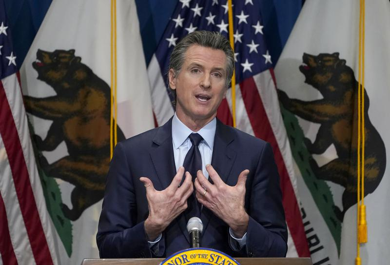 California Democrats sharpen anti-recall messaging against Newsom recalling some good things he has done