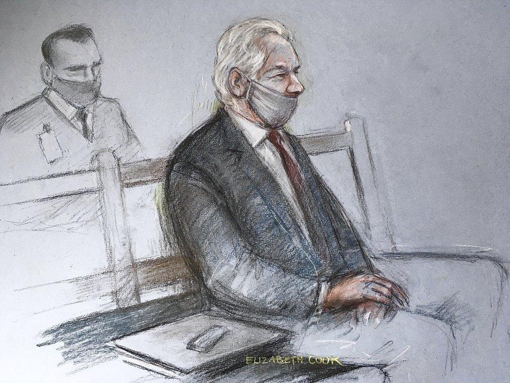British judge refuses US extradition of WikiLeaks founder Julian Assange