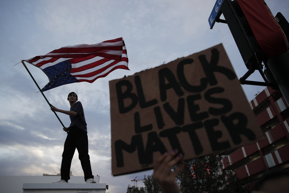 A weekend that will be a historical marker in America
