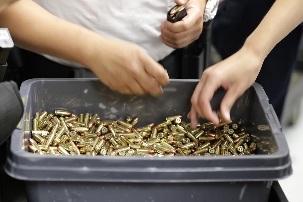Ammunition Shelves Bare as U.S. Gun Sales Continue to Soar