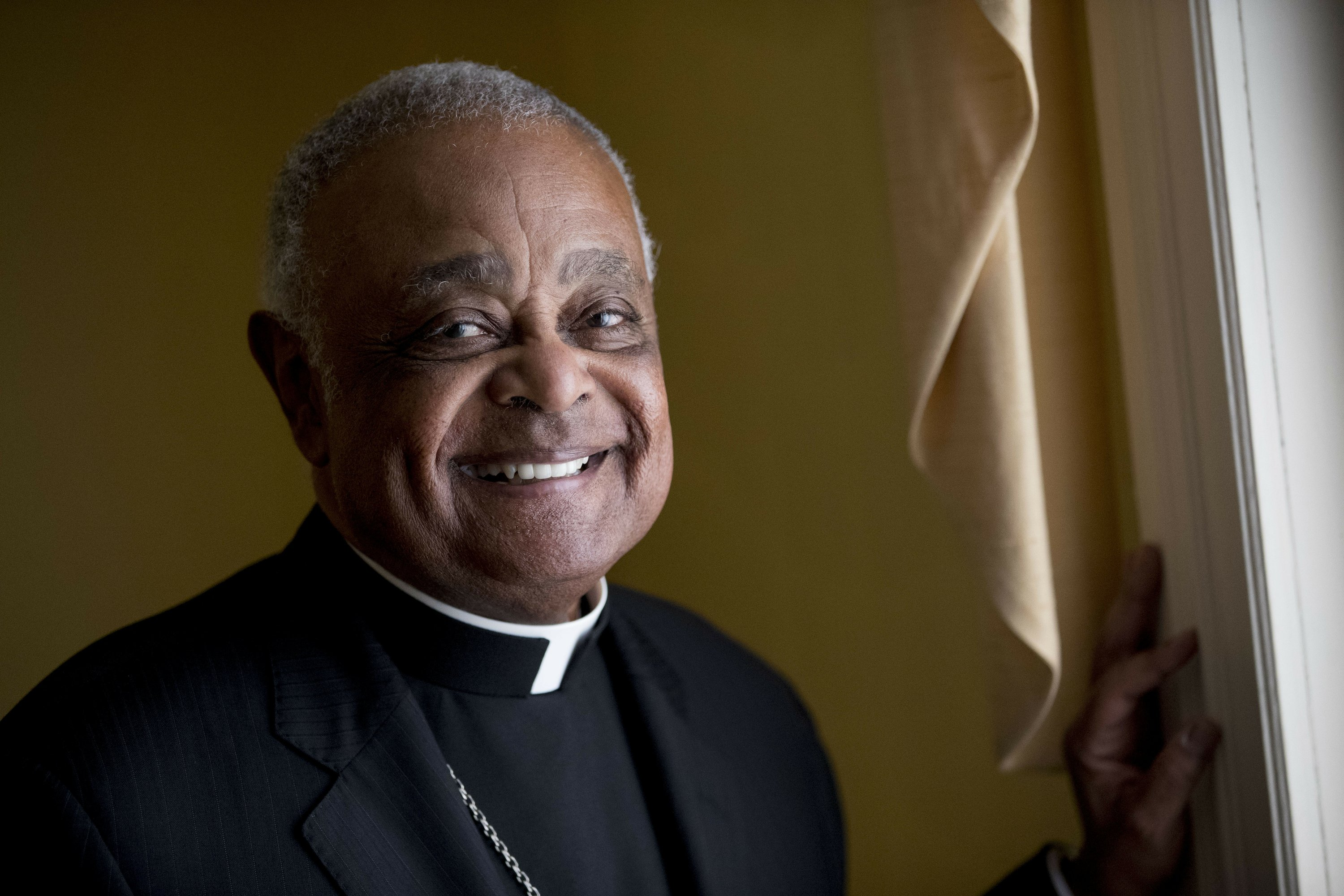 BREAKING: Pope Francis has named 13 new cardinals, including Washington D.C. Archbishop Wilton Gregory, who would become the first Black U.S. prelate elevated to cardinal.