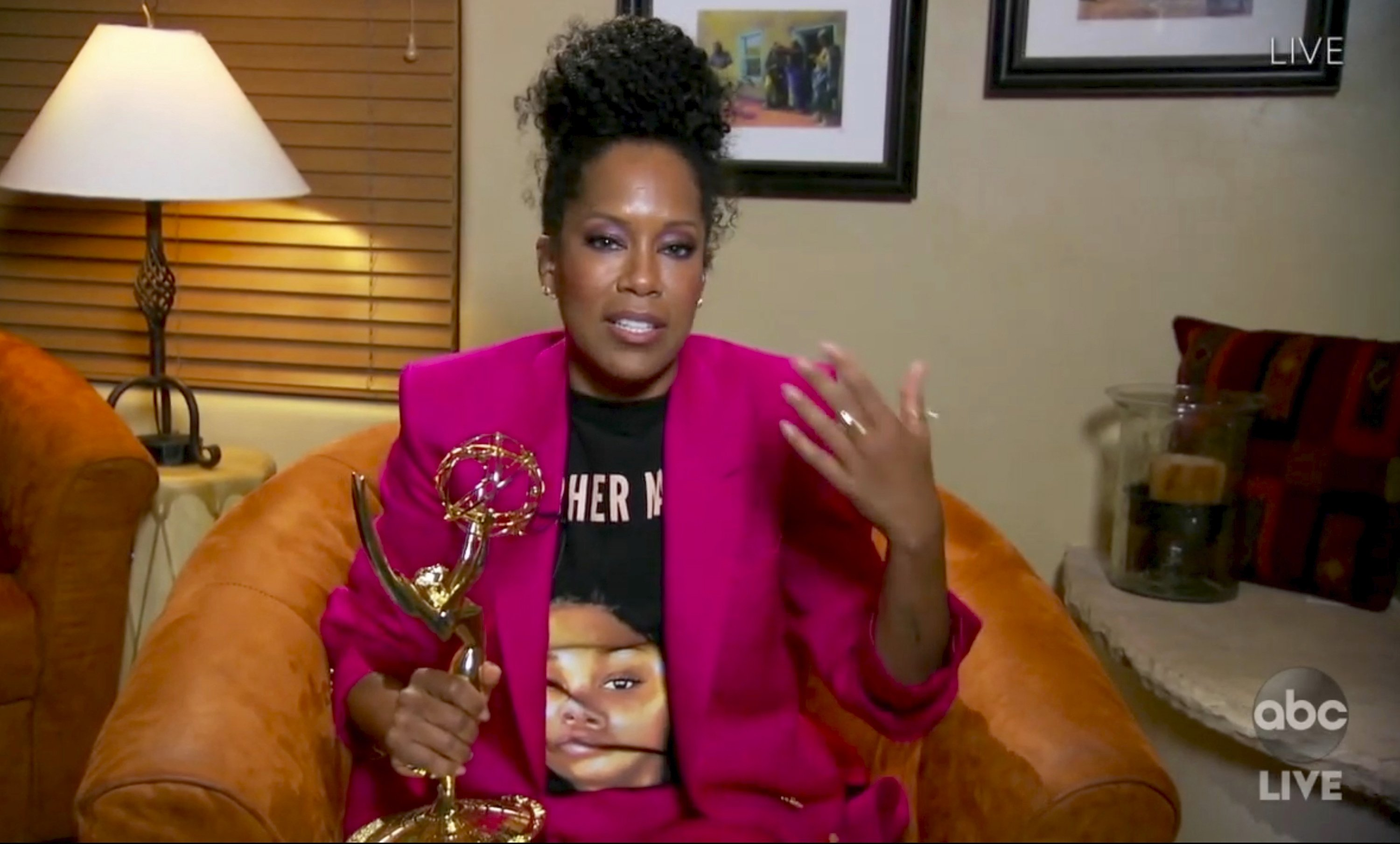 Emmy winners highlight push for social justice