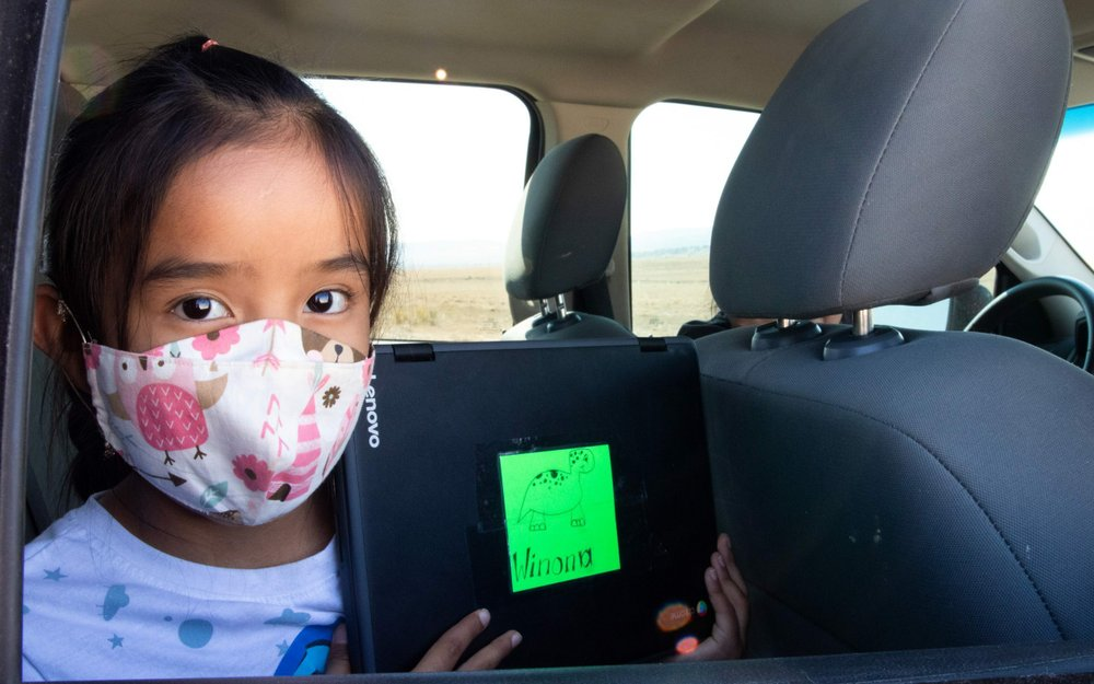 Navajo Nation students fight to keep their dreams alive  amid COVID-19