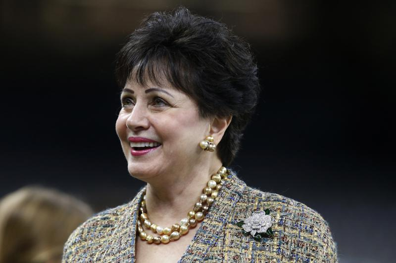 Saints owner denies team had role in clergy sex abuse list