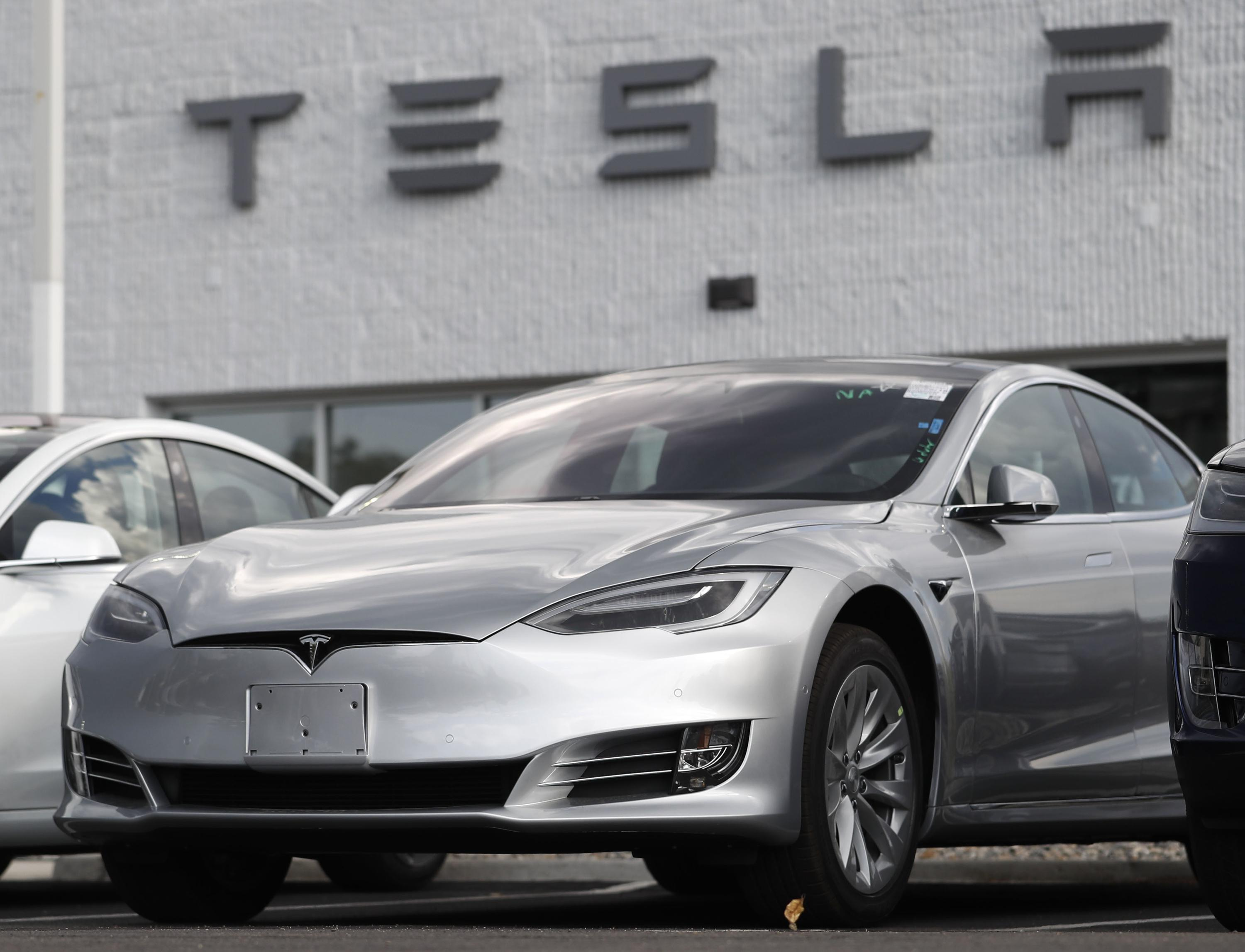 DETROIT (AP) — The U.S. government has opened a formal investigation into Tesla's Autopilot partially automated driving system after a series of c