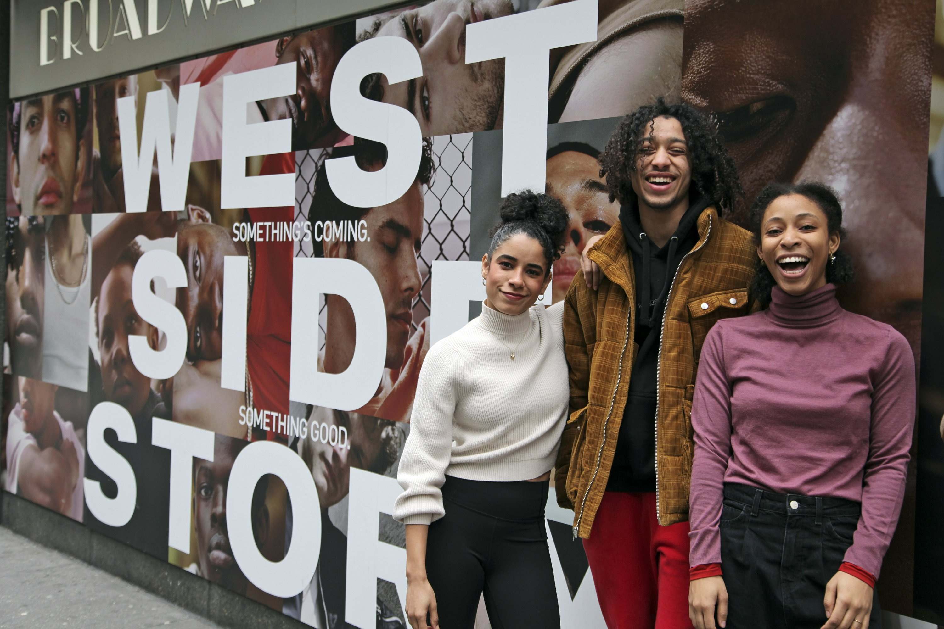 Meet the rising stars of 'West Side Story' on Broadway