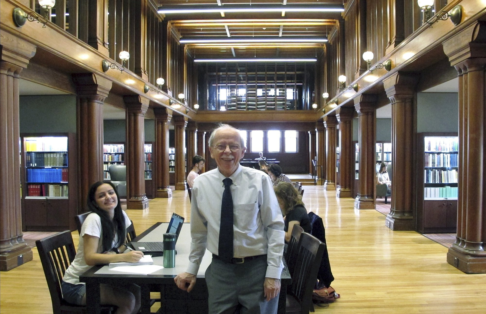 Collection of premier proverb scholar opens at UVM