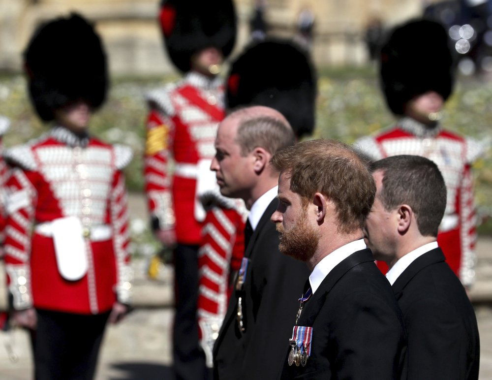 Is there reconciliation ahead between Prince Harry and Prince William?