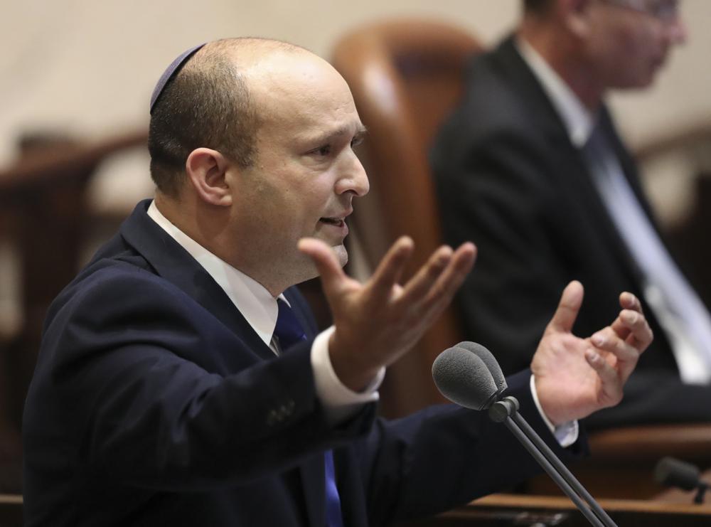 Knesset approves new coalition, ending Netanyahu's long reign
