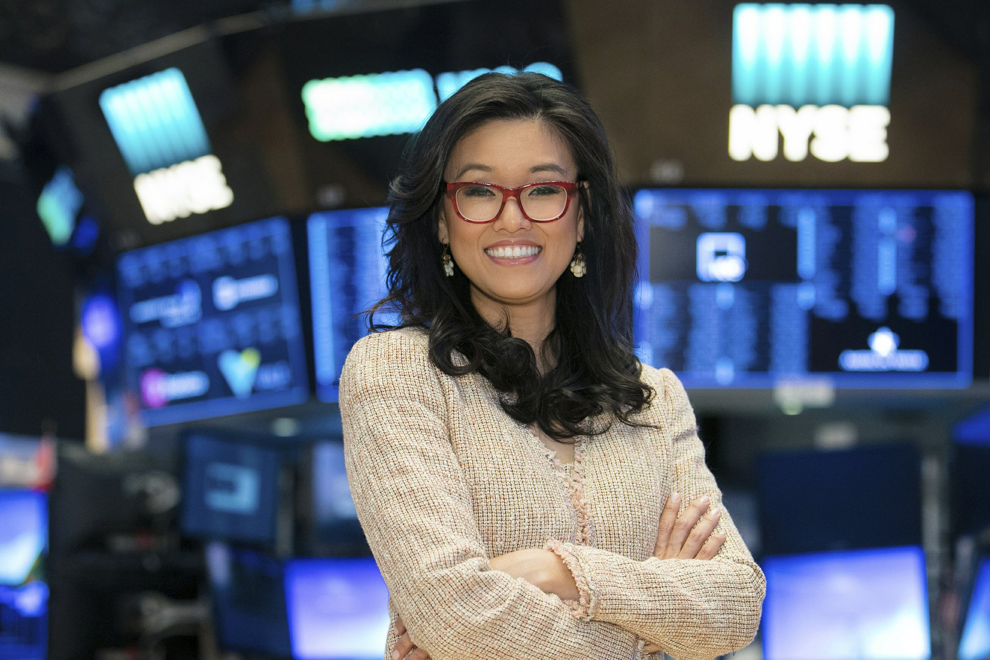 NYSE's Betty Liu talks about corporate board diversity