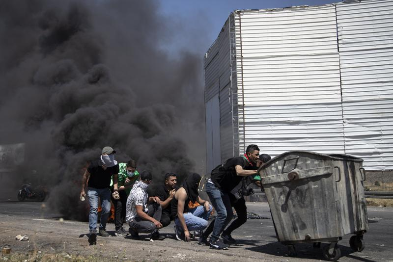 At Least 11 Killed as Battle Between Israel and Hamas Spills Over into the West Bank