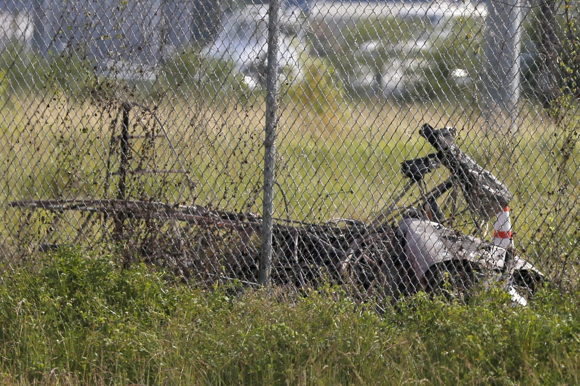 New Orleans: Pilot told tower of problems before plane crash