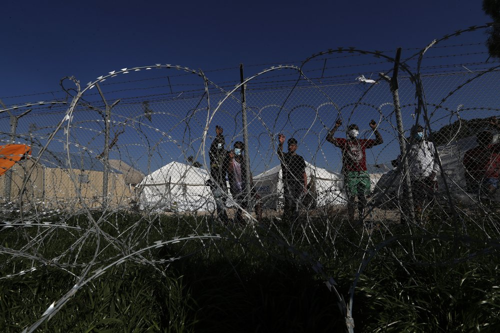 Asylum-seekers stuck in Cyprus' cramped camp are ready to get out